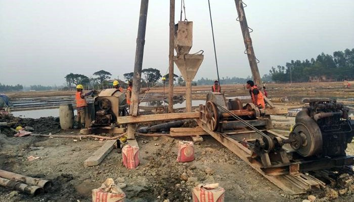 Matarbari-Madunaghat Project to Be Completed Ahead of Time
