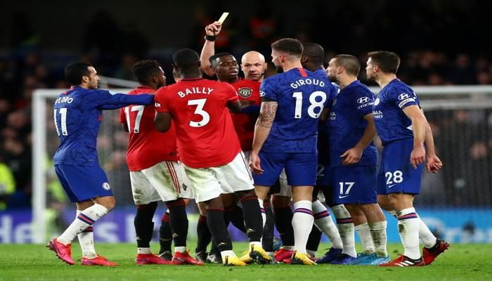 United Beat Chelsea; Race for UCL Heats Up
