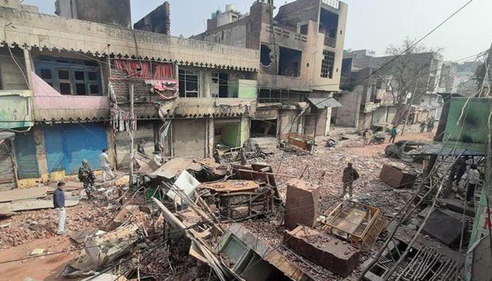 Delhi Violence in Pictures