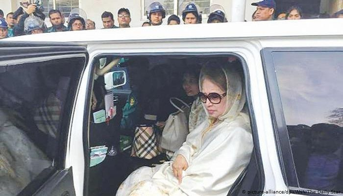 Khaleda to Be Released Shortly: Home Minister