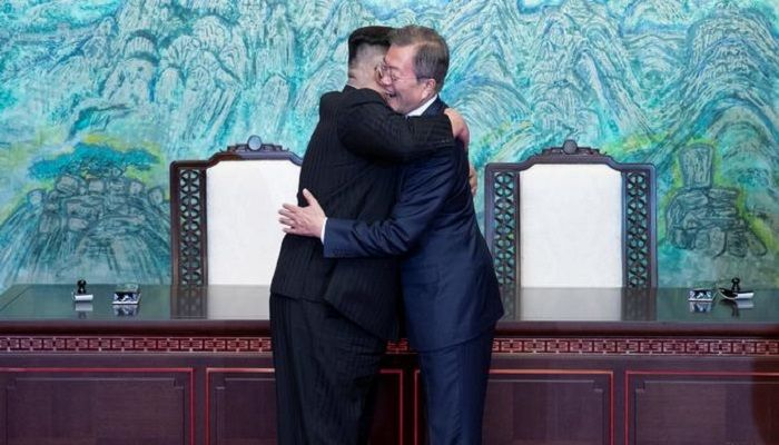 Hugs:  Hugging is another way to spread germs, but research has also shown that the warm embrace of a loved one may strengthen the immune system — and in some cases, it can boost diplomatic ties. This hug between South Korean President Moon Jae-in and North Korean leader Kim Jong Un in 2018 triggered various reactions on both sides of the border. They had previously opted for the more formal handshake.