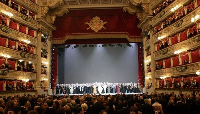La Scala opera house: There is perhaps no venue more symbolic of Italy's rich operatic tradition than the La Scala opera house in Milan. Now, its seats will remain empty until March 8. Italy's Prime Minister called for the suspension of cultural events and the venue is sticking to the rules. At the time of writing, Italy has more cases of the new coronavirus than any country outside of Asia.