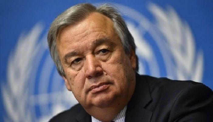 File photo: UN Secretary-General António Guterres.