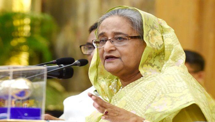 File Photo: Prime Minister Sheikh Hasina