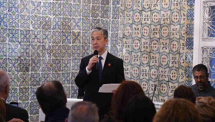 Tunisia Express Solidarity with China