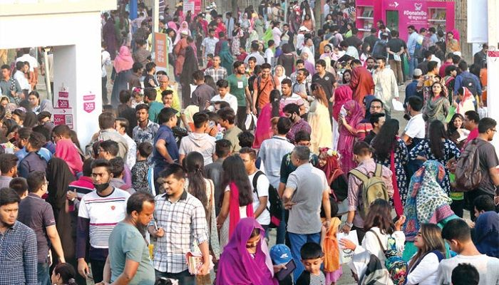 Ekushey Book Fair Ends With Huge Crowd