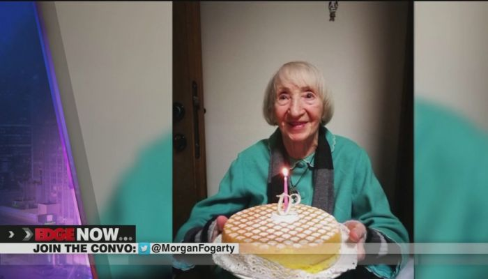 102-Year-Old Italian Woman Recovered