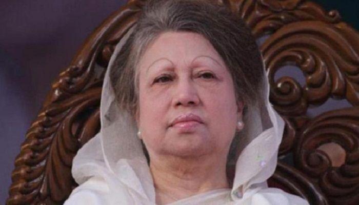 Khaleda's Jail Term Suspended