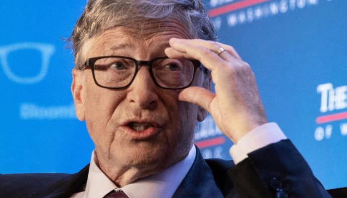 Microsoft Co-Founder Bill Gates Leaves Board