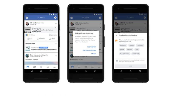 Facebook Launches 3rd-Party Fact-Checking in Bangladesh
