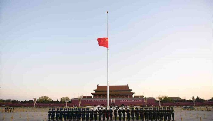 China Observes Mourning Day; Dhaka Joins with Beijing