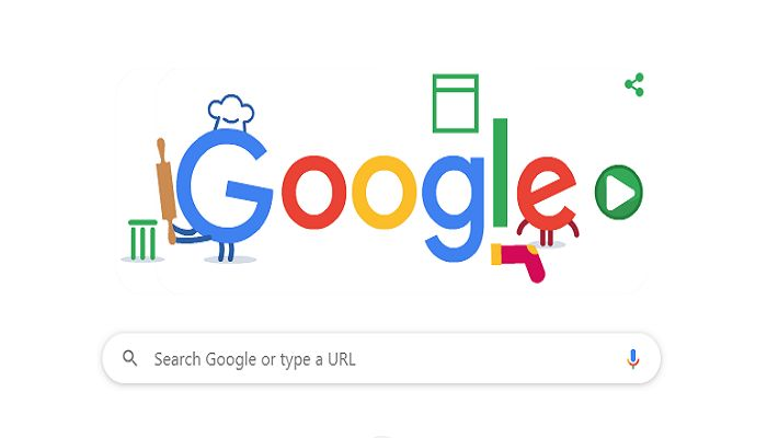 Google Mixing Up Doodles to Help Users Cope with Pandemic