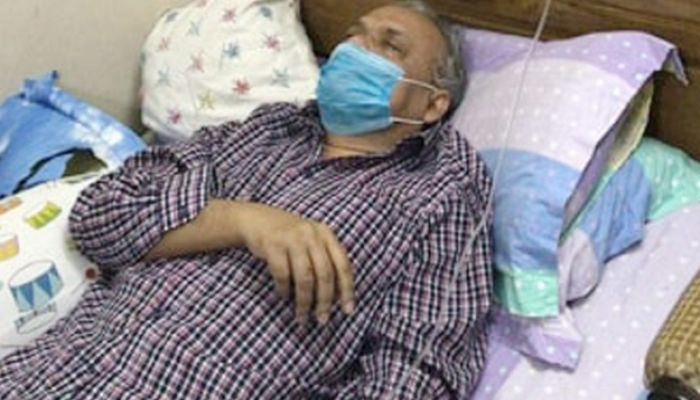 Rizvi Falls Sick Suddenly in His Residence