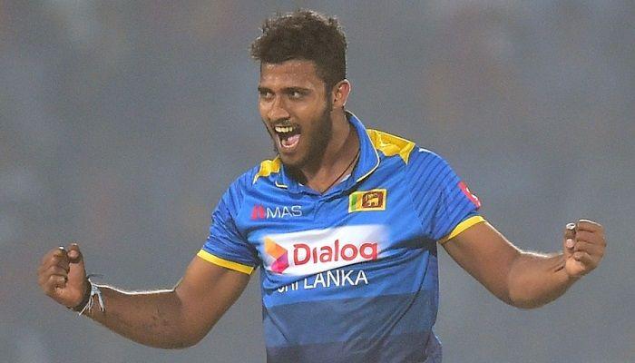 S.Lanka Suspends Pacer over Heroin Arrest