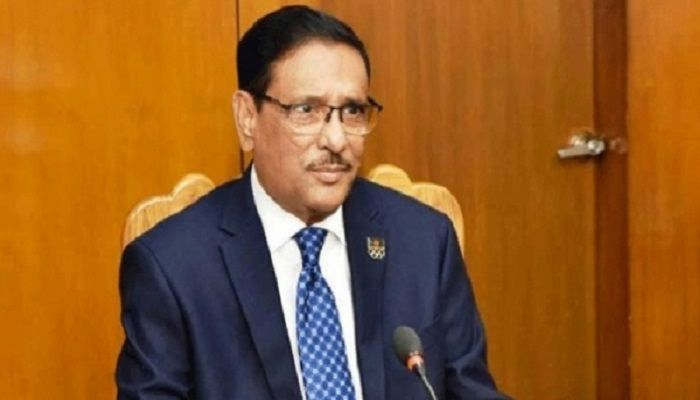 AL Sets Rare Example in Disaster Management: Quader