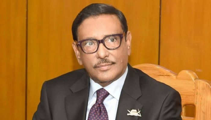 Quader Urges All to Strictly Follow Govt Instructions