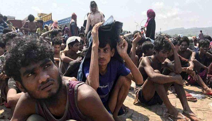 Handful of Rohingyas Sent to Bhashan Char: FM
