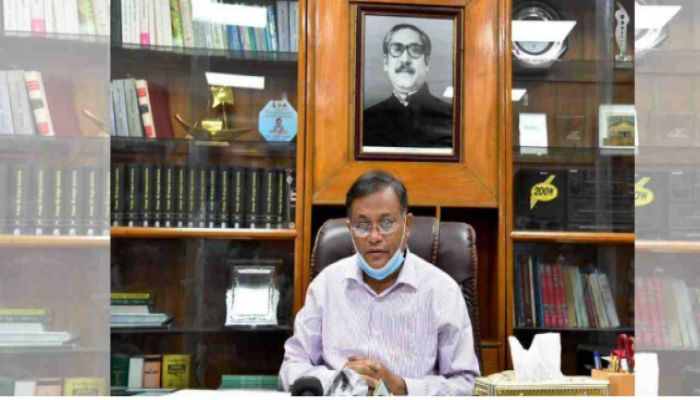 BNP's Persistent Lies Tantamount to Criminal Offences: Hasan