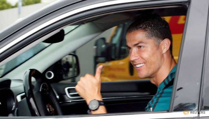 Ronaldo Returns to Training after 72 Days