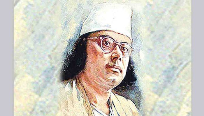 Nazrul's 121st Birth Anniversary Monday
