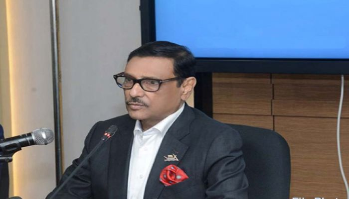 BNP Involves in 'Evil Game' of Politics amid Covid-19 Crisis: Quader