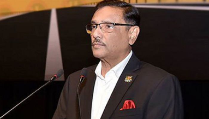 Quader Urges Parties to Cooperate Govt during Corona Crisis
