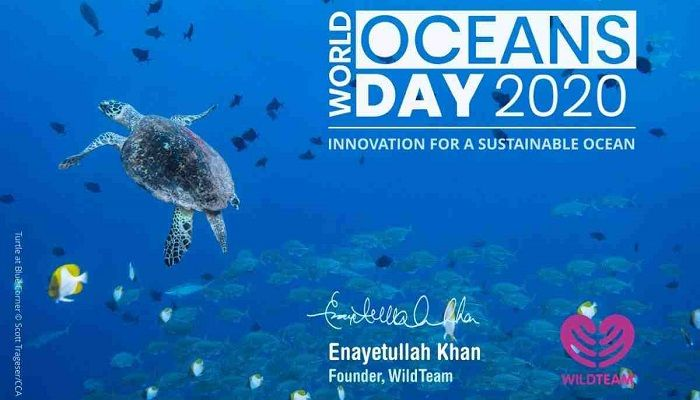 World Oceans Day on Today