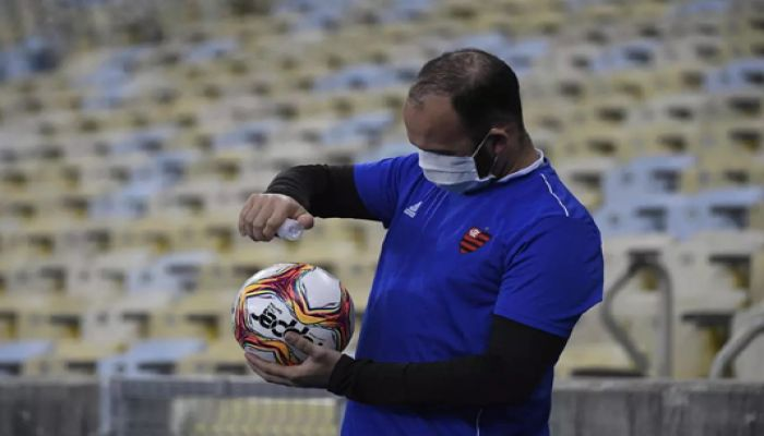 Football Returns to South America, Under Protest