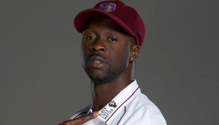West Indies Players to Wear 'Black Lives Matter' Logo during England Tests