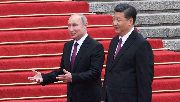 In a New Cold War with China, America May Need to Befriend Russia