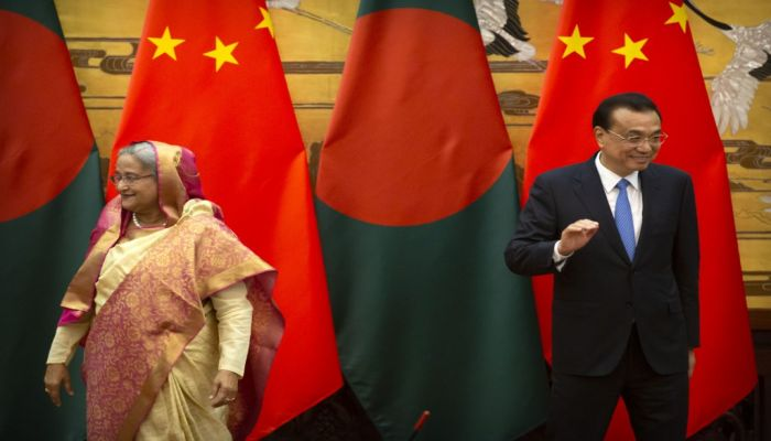 Chinese Proposal to Bangladesh for Sister-City Alliance