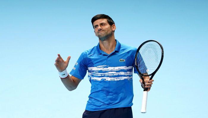 Tennis Player Novak Djokovic Test Covid-19 Positive