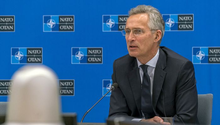 Nato: China-Russia Axis Threatens Western Power