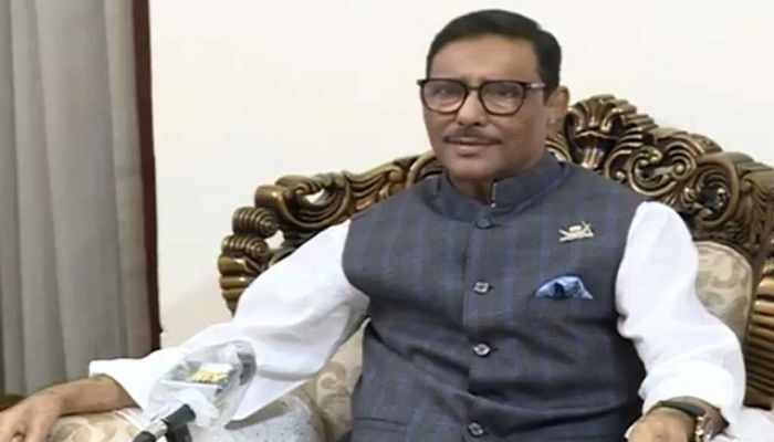 Health DG's Comments Are 'Irresponsible': Quader