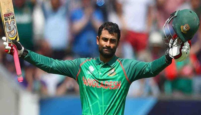 Team Wll Always Come First: Tamim