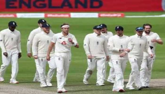 England Announce Squad for Pak Test