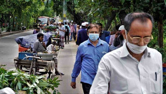 Dhaka's Air Quality Dips Again