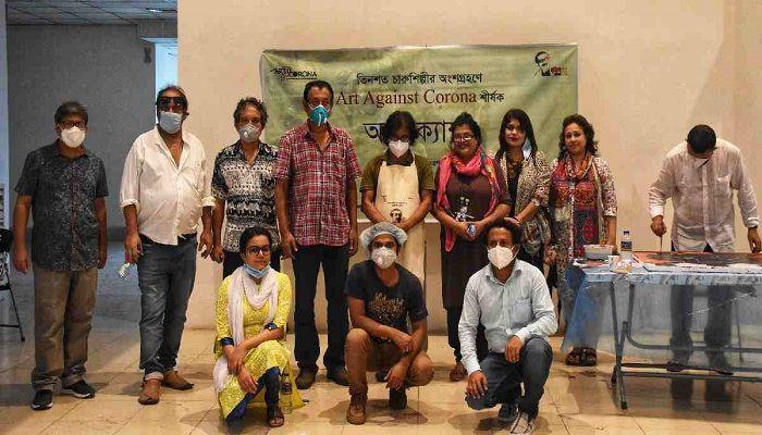 BSA Initiates 'Art Against Corona' Camp with 300 Artists
