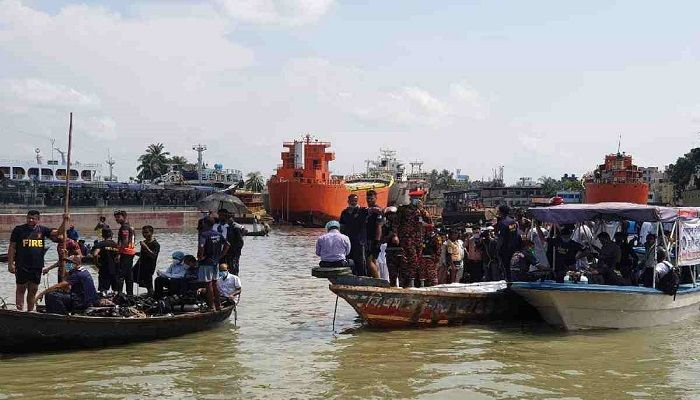Launch Capsize Will Be Murder Case If Allegation Proven: Khalid