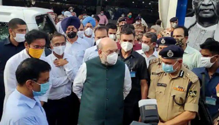 World's Largest COVID Care Facility Inaugurated in Delhi