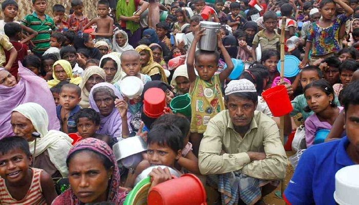 EU Commits € 32mn for Rohingyas in Cox's Bazar