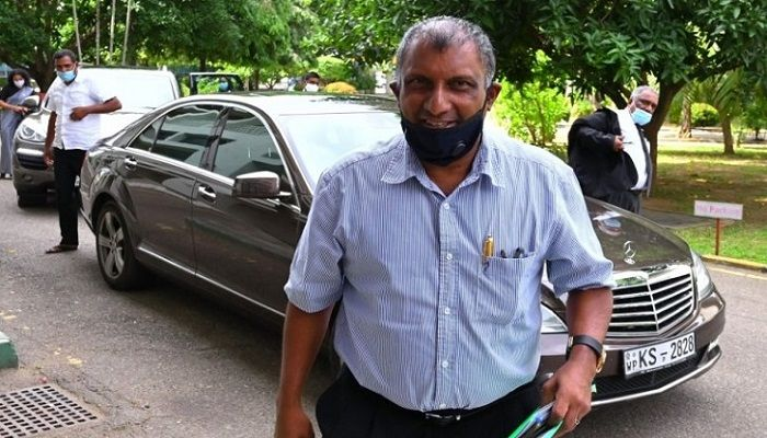 Sri Lanka Grills Top Selector over World Cup Fixing