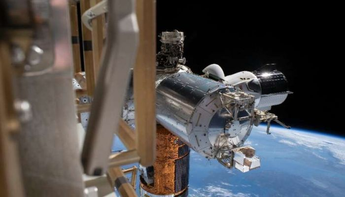 Two US Astronauts to Come Home on SpaceX Ship on August 2