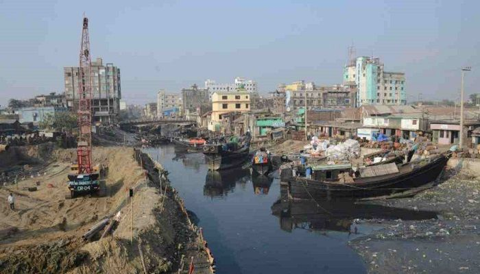 90pc River Banks Freed From Illegal Occupation