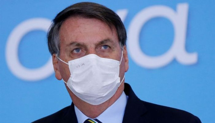 Brazil President Bolsonaro Tests Positive for COVID-19