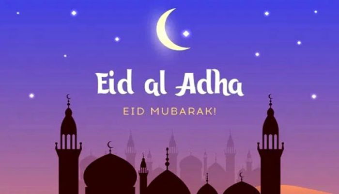 Holy Eid-ul-Azha Tomorrow
