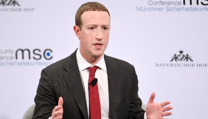 Zuckerberg Says He Has 'No Deal of Any Kind' with Trump