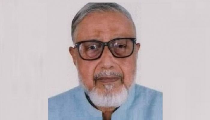 Former Minister Gias Uddin Is No More