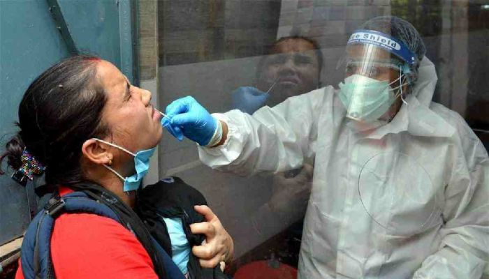 India Reports Record 1-Day Spike of 24,912 COVID Cases