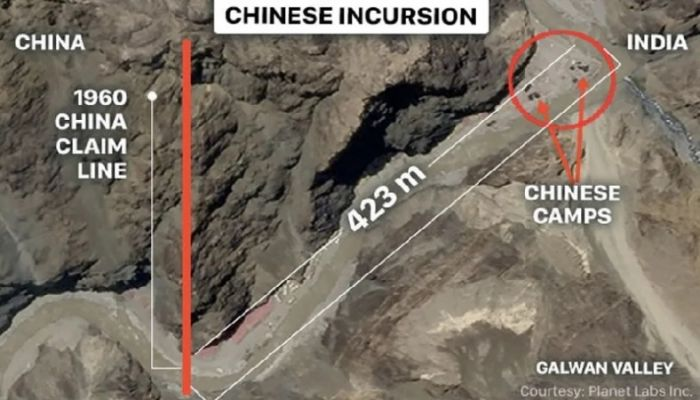 India, China Withdraw Troops at Galwan Valley, Create Buffer Zone